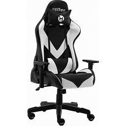 Techni Sport TS-92 Office-PC Gaming Chair, White