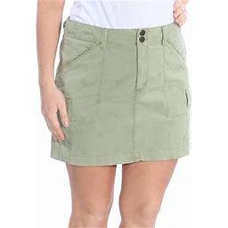 Sanctuary Womens Green Above The Knee Skirt Size: 31 Waist, Women's