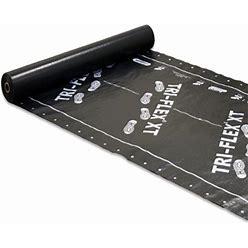 Grace Tri Flex XT Synthetic Underlayment - Black - Pallet Of 25 Rolls