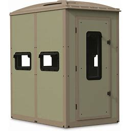 Muddy Outdoors Muddy Striker Box Blind, Size: Large