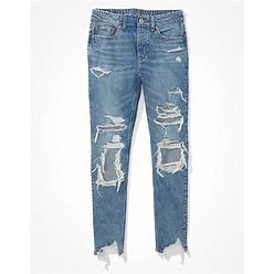 AE Ripped Tomgirl Jean Women's Destroy Is A Thing 2 X-Short