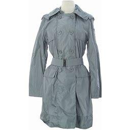 Add Women's Button Front Tunic Jacket Zinco, Size: 4