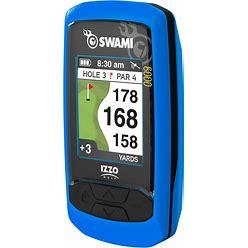 Izzo Golf Swami 6000 Golf GPS, Blue