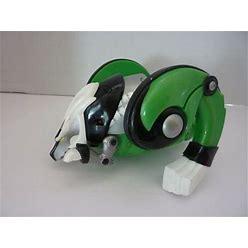 Bossa Nova Remote Control Mechatars Alpha Battling Robot Toy Used No