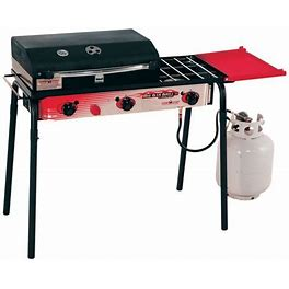 Camp Chef Big Gas III Grill Camp Stove