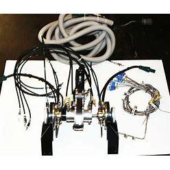 ST International 6003-C Vacuum Gas Solenoid Robot High Temp Remote Control NASA
