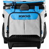 Igloo Trek Cool Fusion 36-Can Wheeled Soft Cooler Bag Gray, 36 Cans - Prsnl Coolrs Soft/Hard At Academy Sports