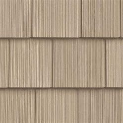 The Foundry 7 Inch Vinyl Perfection Shingles (1 Square) 069 Oatmeal