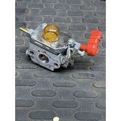 TROYBILT TB2044XP 2 Cycle Gas STRING TRIMMMER Motor CARBURETOR W/ Primer Used