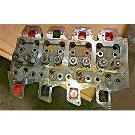 (Nos) Onan Cylinder Head 186-6085 Applicable To C-240Pw-28 Engine