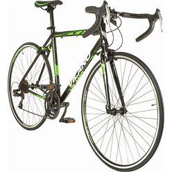 Vilano R2 Commuter Aluminum Road Bike 21 Speed 700C 54Cm Medium / Black