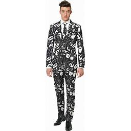 Black Halloween Suit Adult Costume