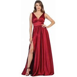 Formal Dress Shops Long Dresses Maxi, Women's, Size: 12, Blue