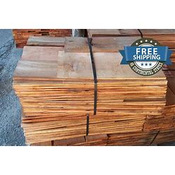 Western Red Cedar Lumber Shingles Clear Vertical Grains Contractors