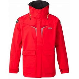 Gill Men's OS3 Coastal Size X-Small Red Jacket, Size: XS