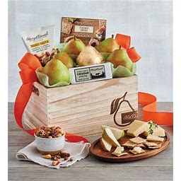Classic Signature Gift Basket By Harry & David - Gift Baskets Delivered - Just Because Gifts - Gourmet Cheese