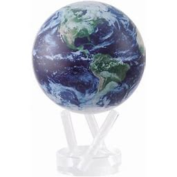 "Mova MOVA 4.5"" Earth View Cloud Cover Revolving Globe"