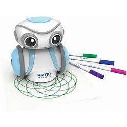 Educational Insights Artie 3000 - Drawing Coding Programmable Robot For Children
