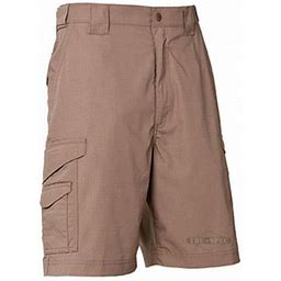 4269005 Tru-spec 24-7 Series Men's Tactical Shorts 65% Polyester/ 35% Cotton Rip-Stop, Adult Unisex, Size: 34, Brown