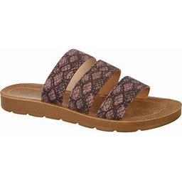 Dept 222 Womens Felxie Sandals, Women's, Size: 10M, Black