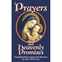 Prayers And Heavenly Promises By Joan Carroll Cruz