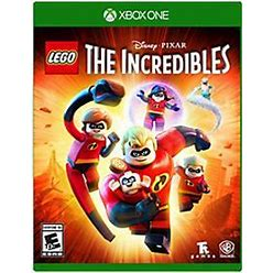 LEGO The Incredibles Game For Xbox One