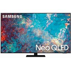 Samsung 65 Inch Class Neo Qled 4K (2160P) LED Smart TV Qn65qn85 2021 Size: 65 Inch, Black