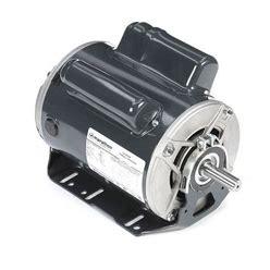 Marathon Motors General Purpose Motor, 1 1/2 HP, Capacitor-Start/Run, Nameplate RPM 1,725 Model: 5KCR49SN0150X