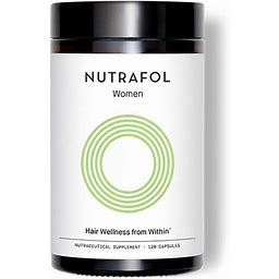 Nutrafol Women Hair Growth Supplement For Thicker, Stronger Hair With Less Shedding (1 Month Supply)