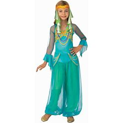 Rubies Opus Collection Childs Arabian Dancer Costume, Large