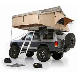 Smittybilt Overlander Rooftop Tent, XL Overlander Rooftop Tent