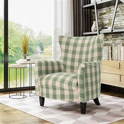 Arabella Farmhouse Fabric Upholstered Club Chair By Christopher Knight Home