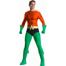 Aquaman Mens Costume - Size X-Large