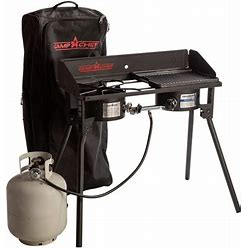 Camp Chef Deluxe Explorer Stove Combo Pack