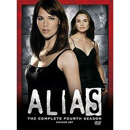 Alias: The Complete 4th Season (Special Edition) (DVD)