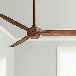 52 Minka Aire Rudolph Distressed Koa Ceiling Fan