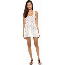 Zinke Women's Cover-up Dani Dress, Size: Large, Beige