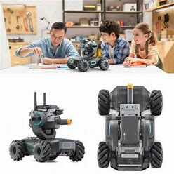 Dji Robomaster S1 Educational Robot Diy Ai Fpv 4Wd Fast Shipping From
