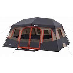 Ozark Trail 14' X 10' 10-Person Instant Cabin Tent, Orange
