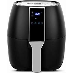 Holstein Housewares 3.7QT Digital Air Fryer - HH-09114007B - 1350W - Black
