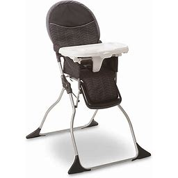 Cosco Simple Fold High Chair In Black Arrows - Cosco - High Chairs - Highchair - Black