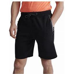 Superdry Gymtech Black Men's Shorts Ms300022a-blck, Size: Medium