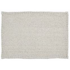 The Holiday Aisle® Nowell 6 Piece Cotton Placemat Set In White   Size 18.0 W X 12.0 D In   THDA6246_24363796