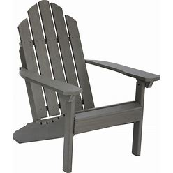 Adirondack Chair - Gray, One Size | The Company Store