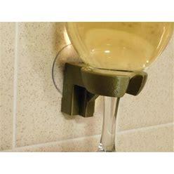 Wine Glass Holder | Wine Glass | Wine Holder | Wine | Bathtub Shower Wine Glass Holder | Wine Accessory | Bathtub Caddy | Bathtub Tray