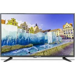 Sceptre 32 Inch Class FHD (1080P) LED TV (E325bd-F) With Built-In DVD Player Size: 32 Inch, Black