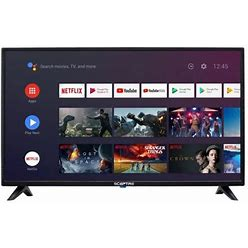 Sceptre 32 Inch Class HD (720P) Android Smart LED TV With Google Assistant (A322bv-Sr) Size: 32 Inch, Black