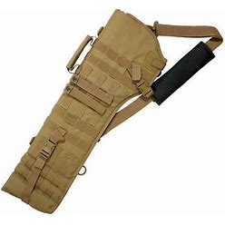 Red Rock Outdoor Gear MOLLE Rifle Scabbard - Coyote One-Size 82-026COY