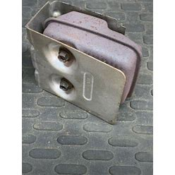 Troybilt 2044Xp 2 Cycle Gas Trimmer Motor Muffler W/ Shield & Bolts