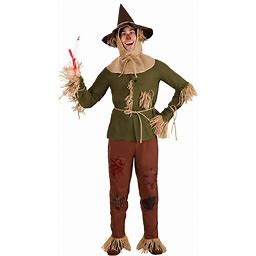 Wizard Of Oz Scarecrow Costume For Adults Men's